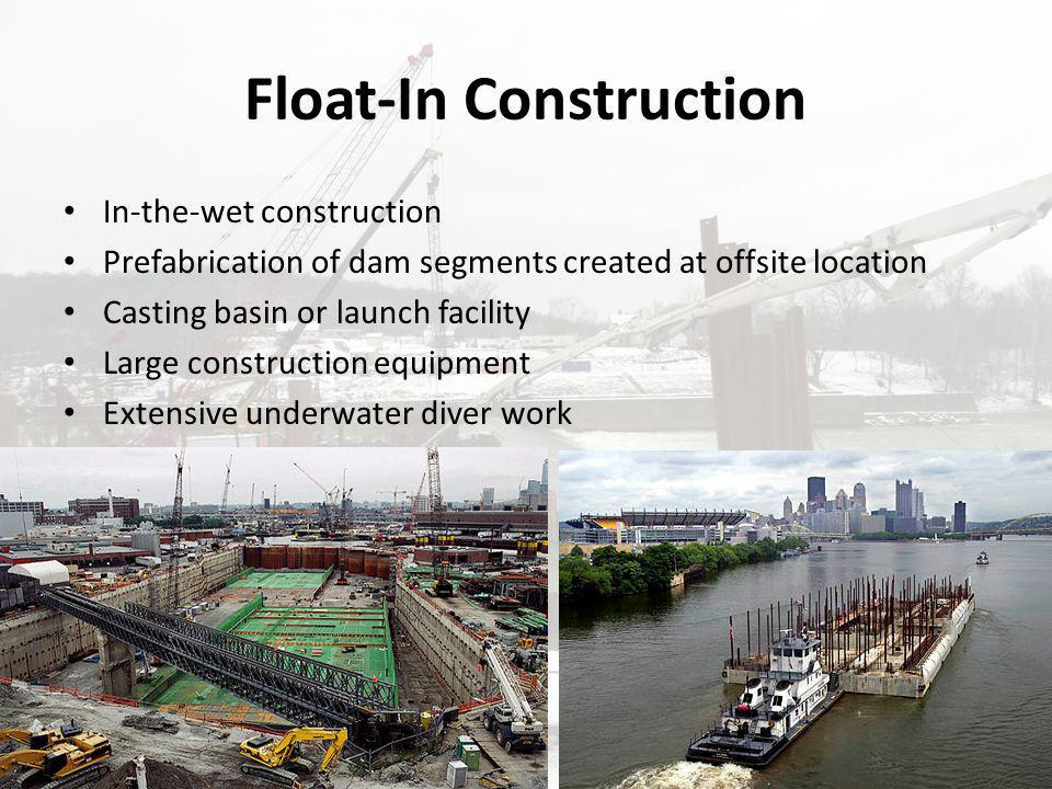 Float-In Construction