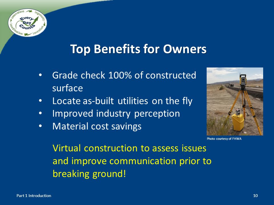 Top Benefits for Owners