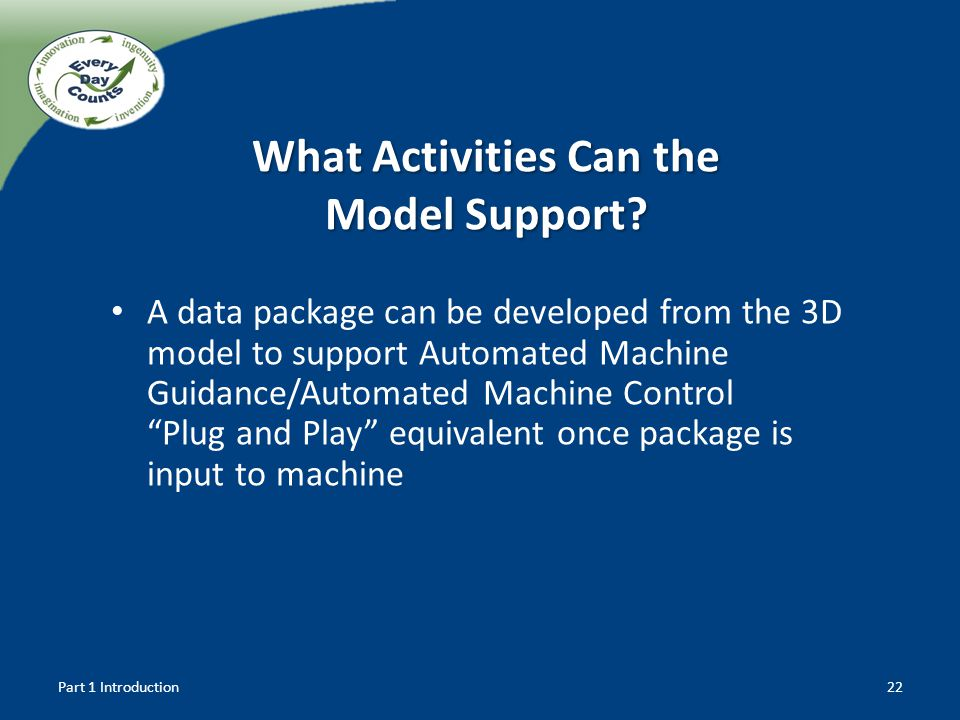 What Activities Can the