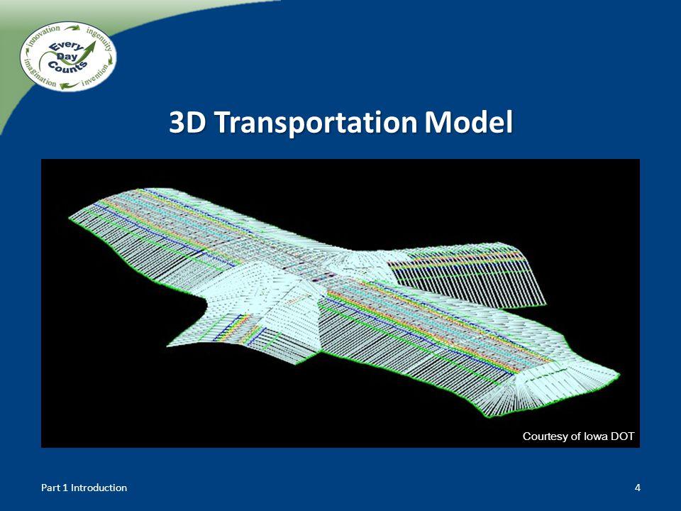 3D Transportation Model