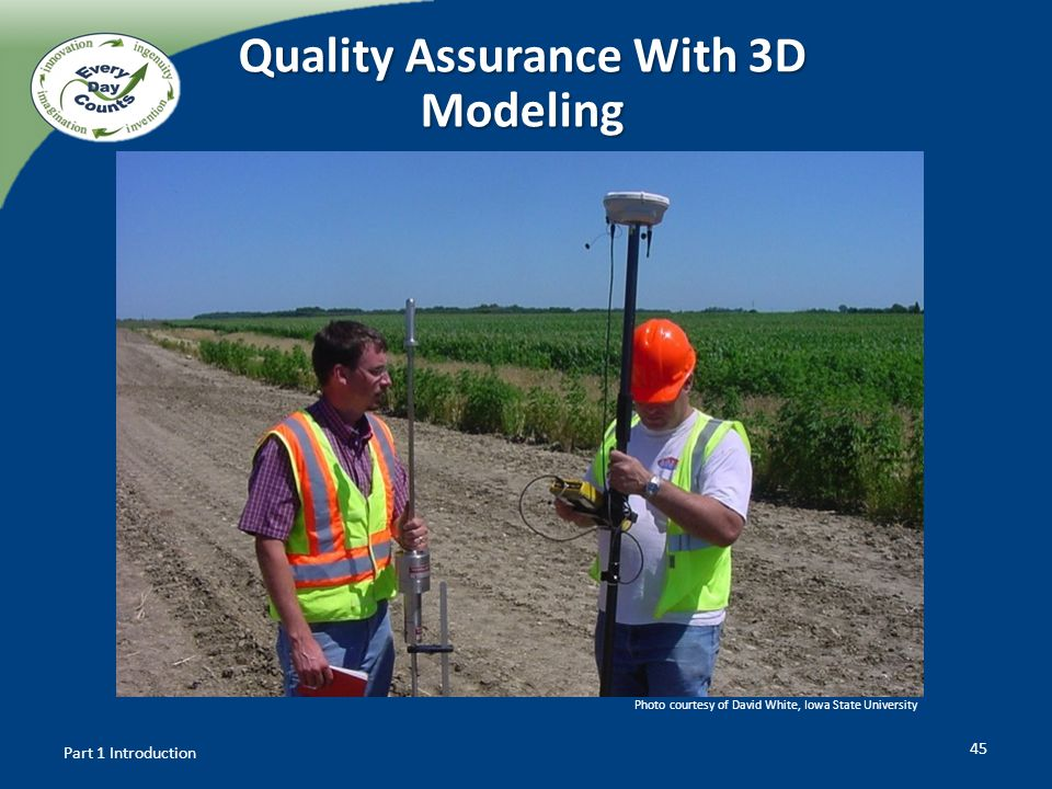 Quality Assurance With 3D