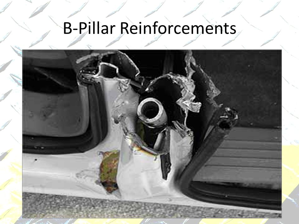 B-Pillar Reinforcements