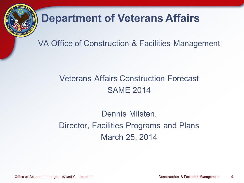VA Mission & Vision Mission Vision