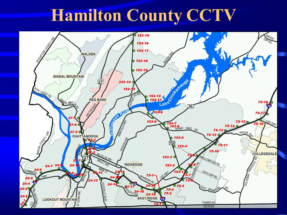 Hamilton County CCTV (There is one picture with numbers and one without, which do you want )