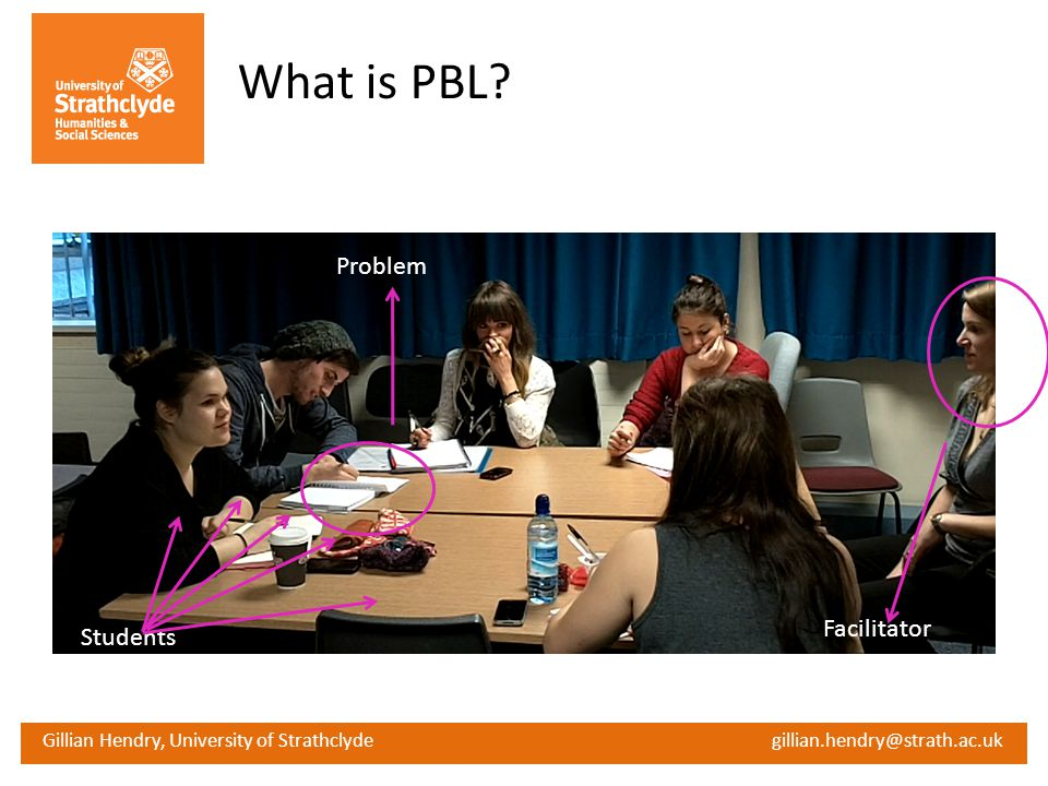 What is PBL Problem Facilitator Students