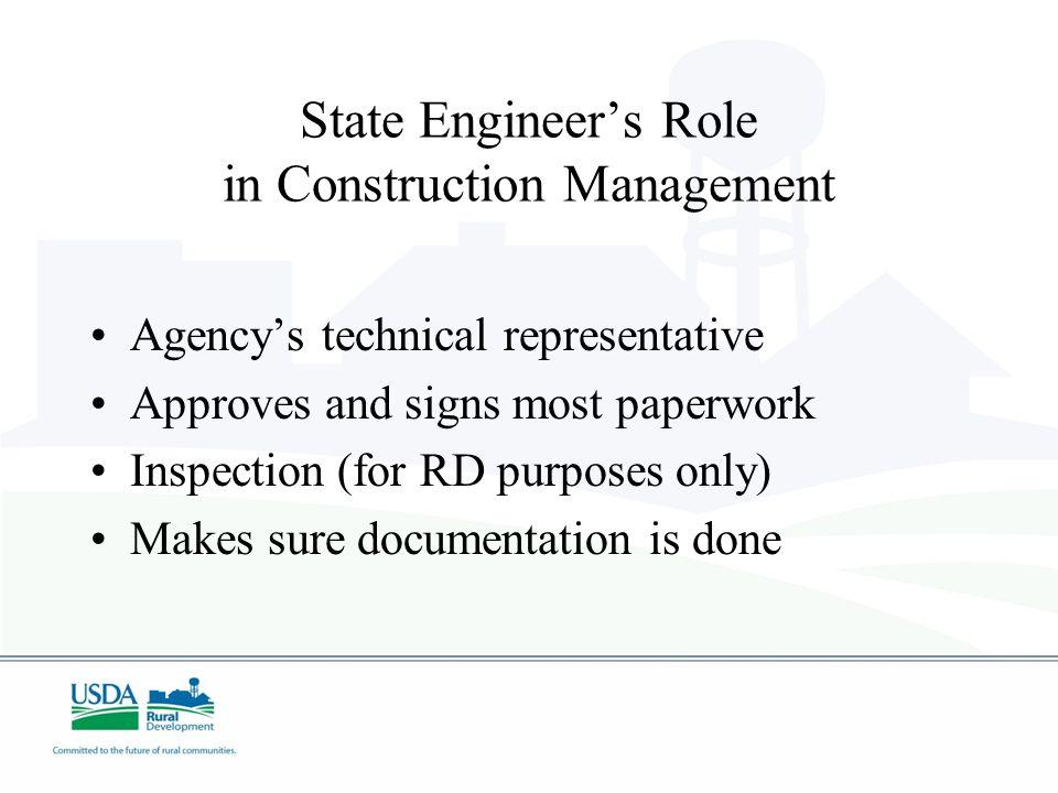 engineer role