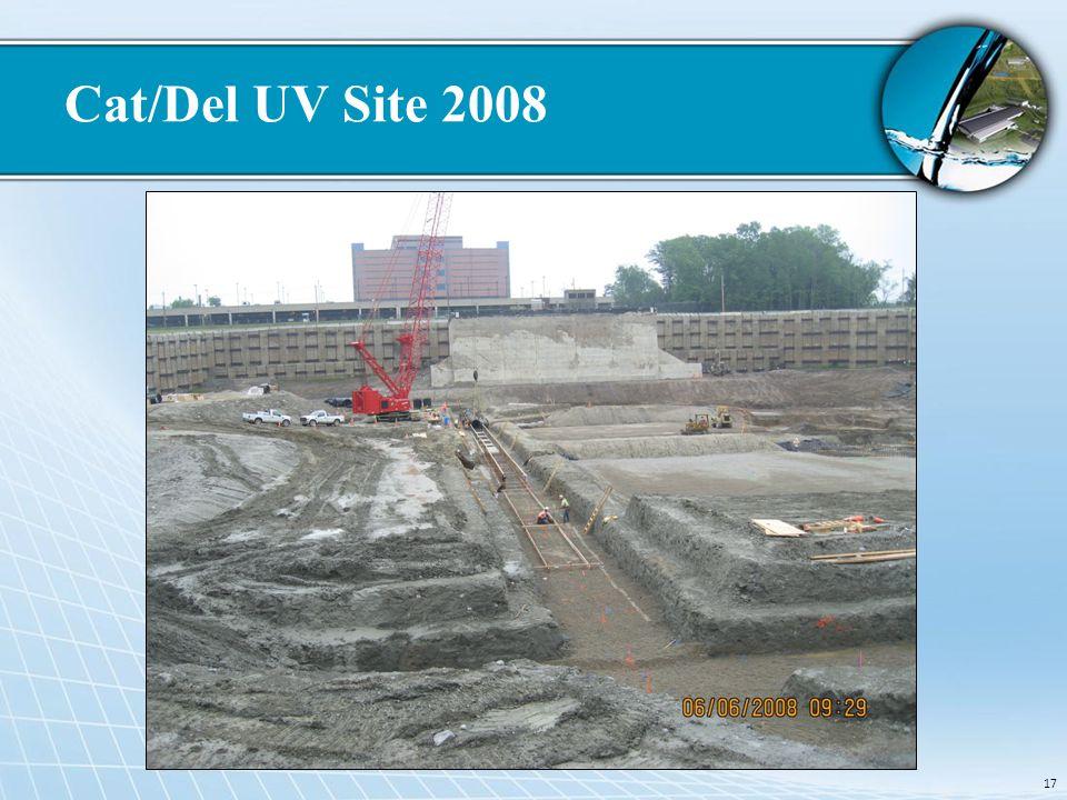 Cat/Del UV Site 2008