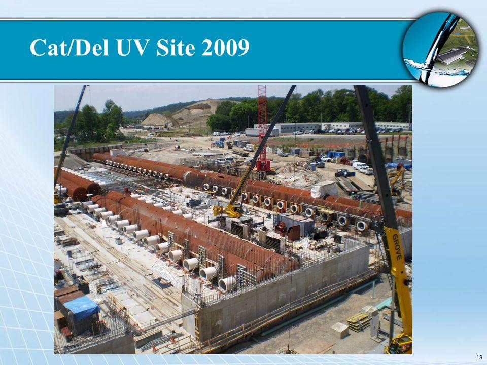 Cat/Del UV Site 2009