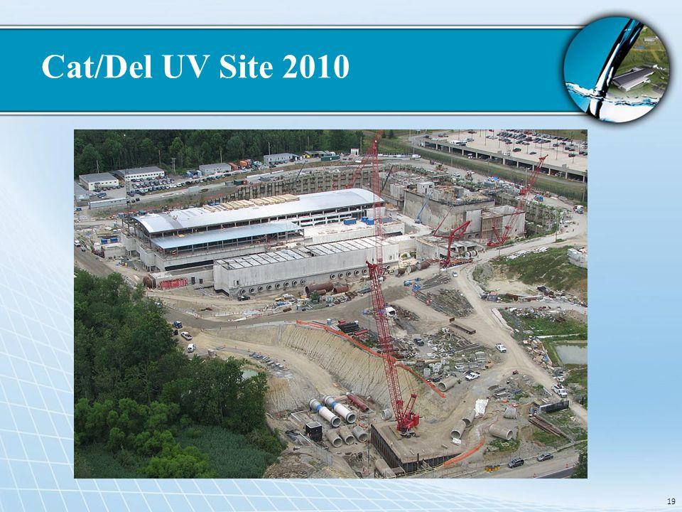 Cat/Del UV Site 2010