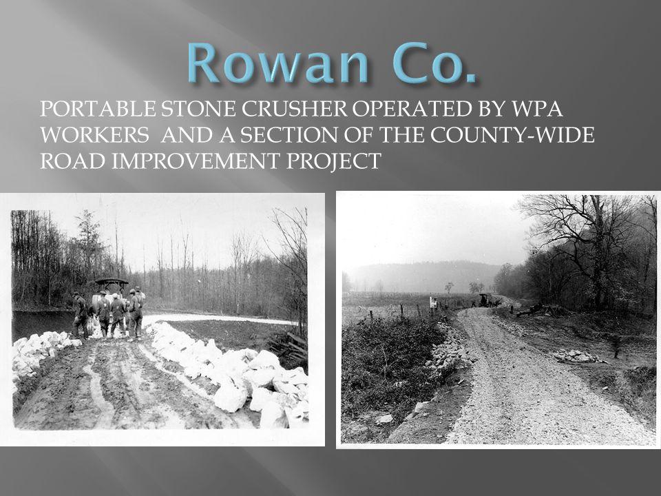 Rowan Co.