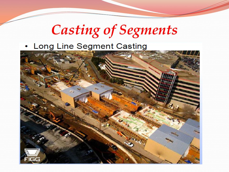 Casting of Segments