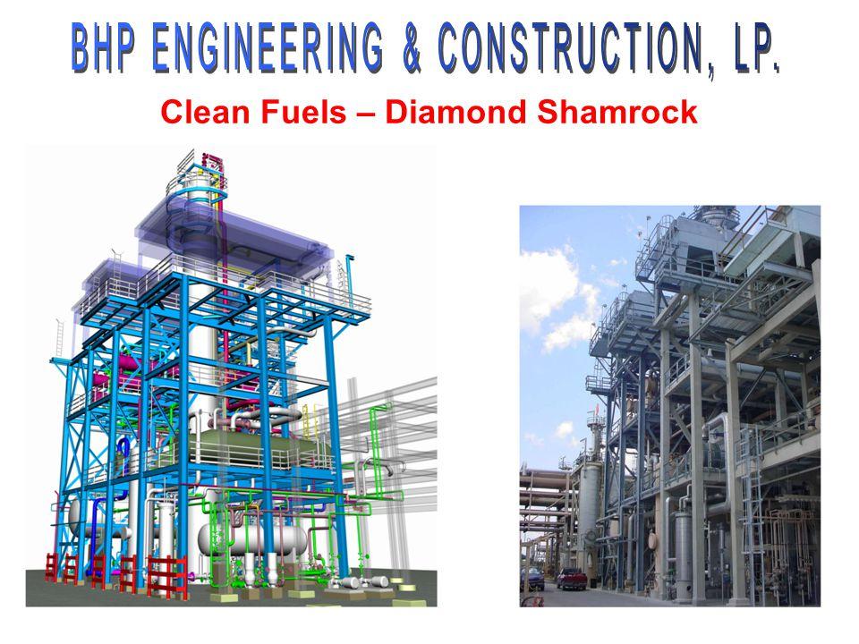 Clean Fuels – Diamond Shamrock