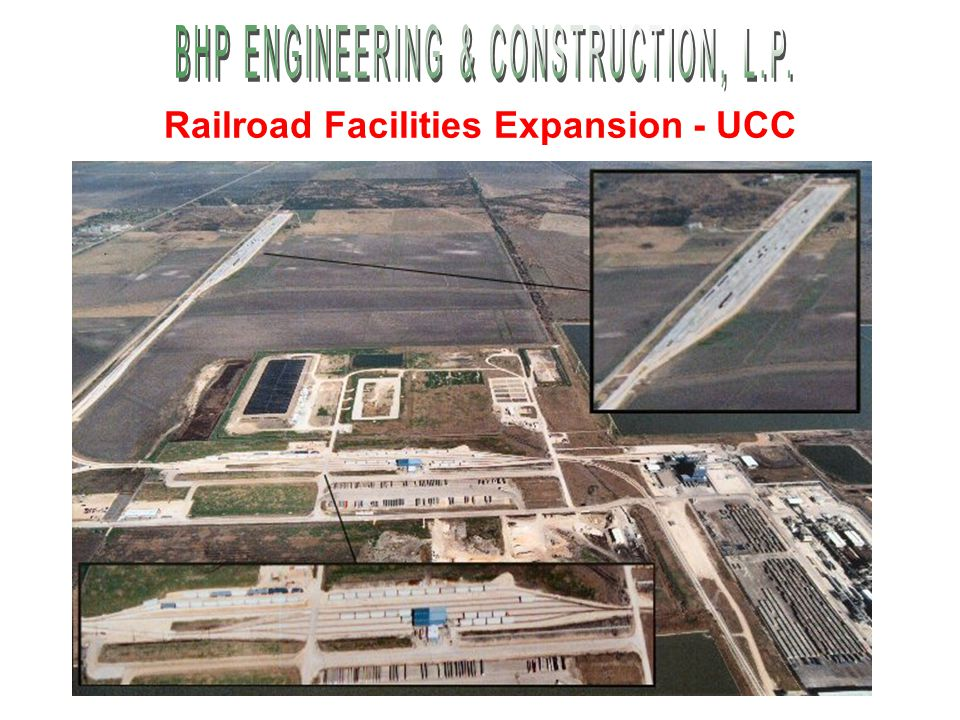 Railroad Facilities Expansion - UCC