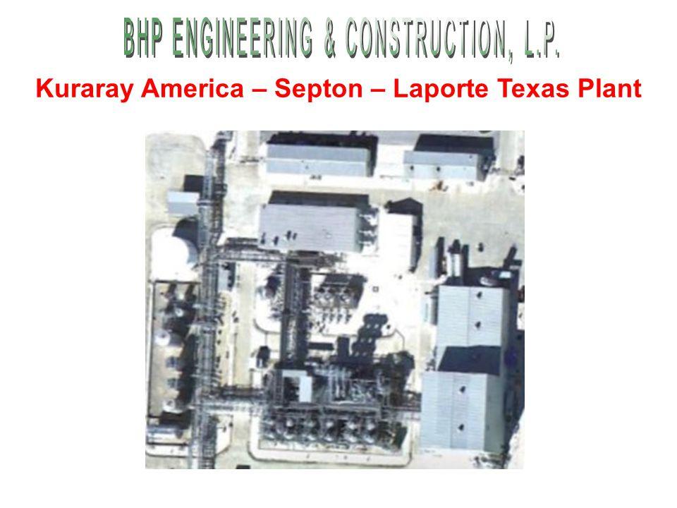 Kuraray America – Septon – Laporte Texas Plant