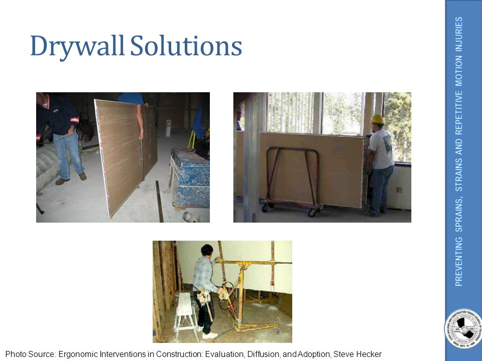 Drywall Solutions Risks factors might include: