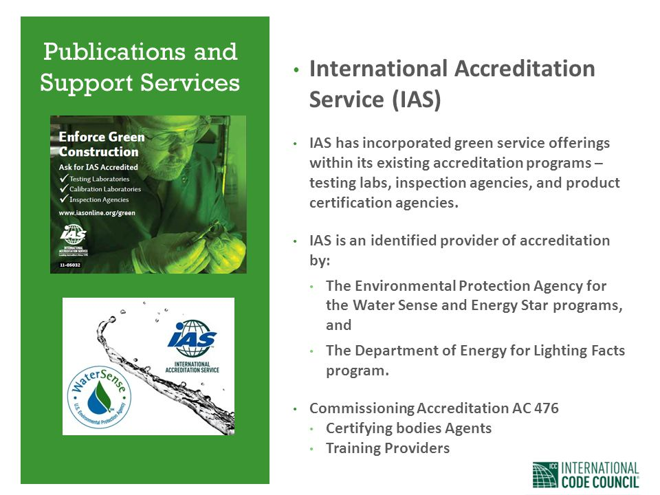 Publications and Support Services