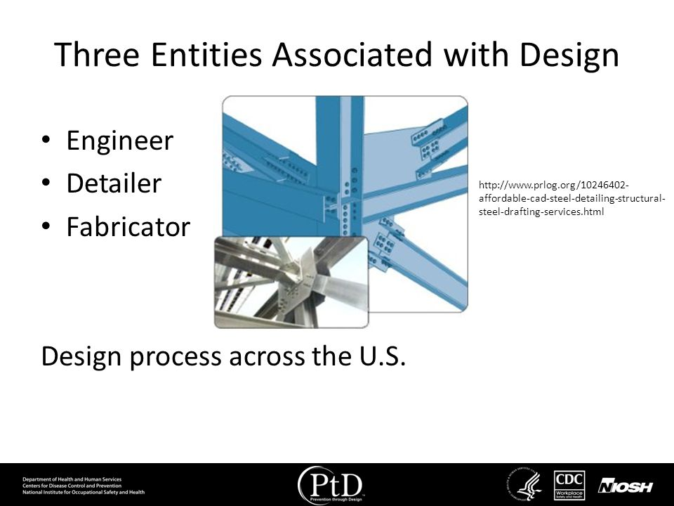 Three Entities Associated with Design