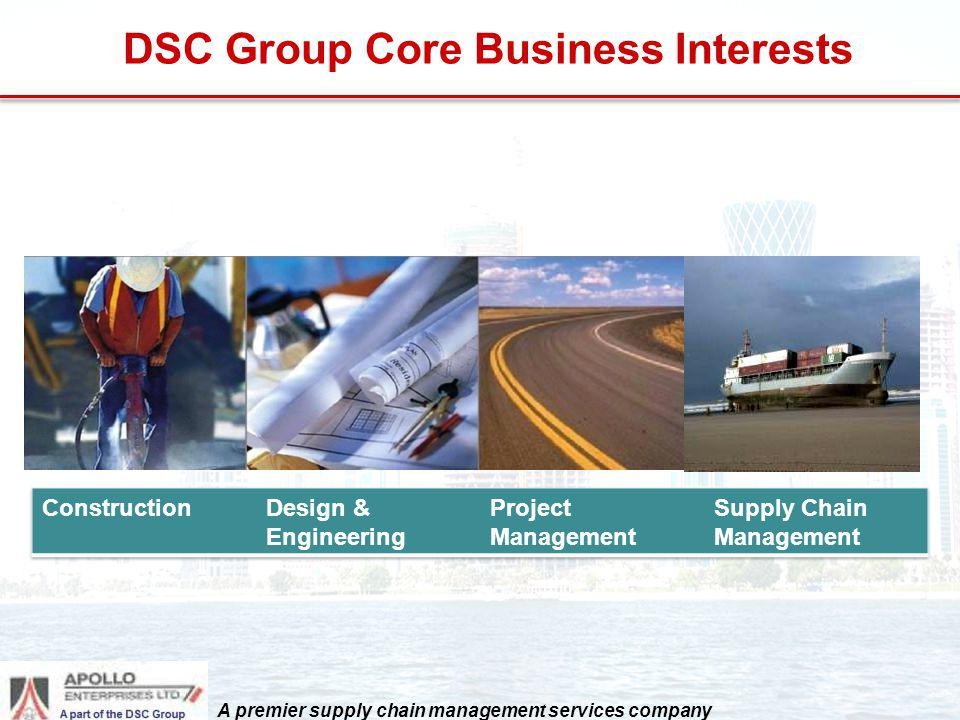 DSC Group Core Business Interests