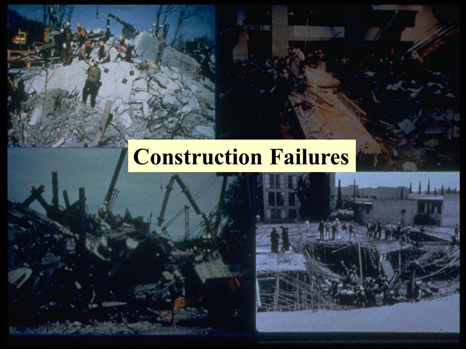 Construction Failures