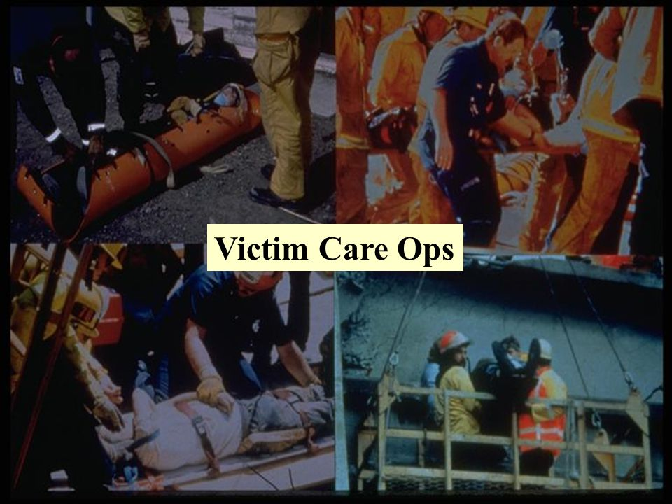 Victim Care Ops