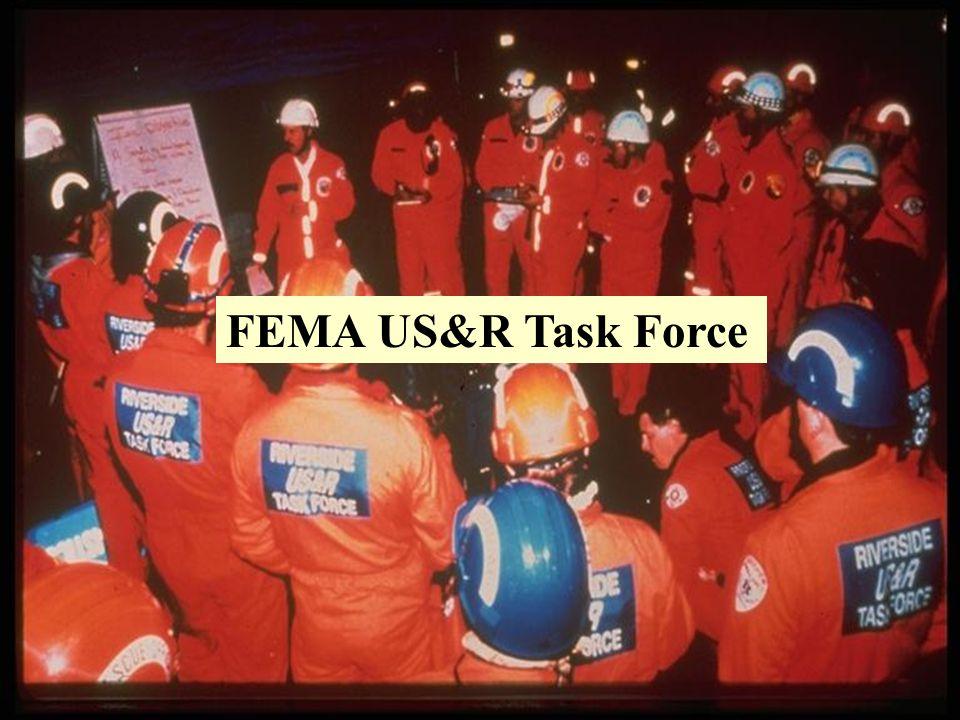 FEMA US&R Task Force
