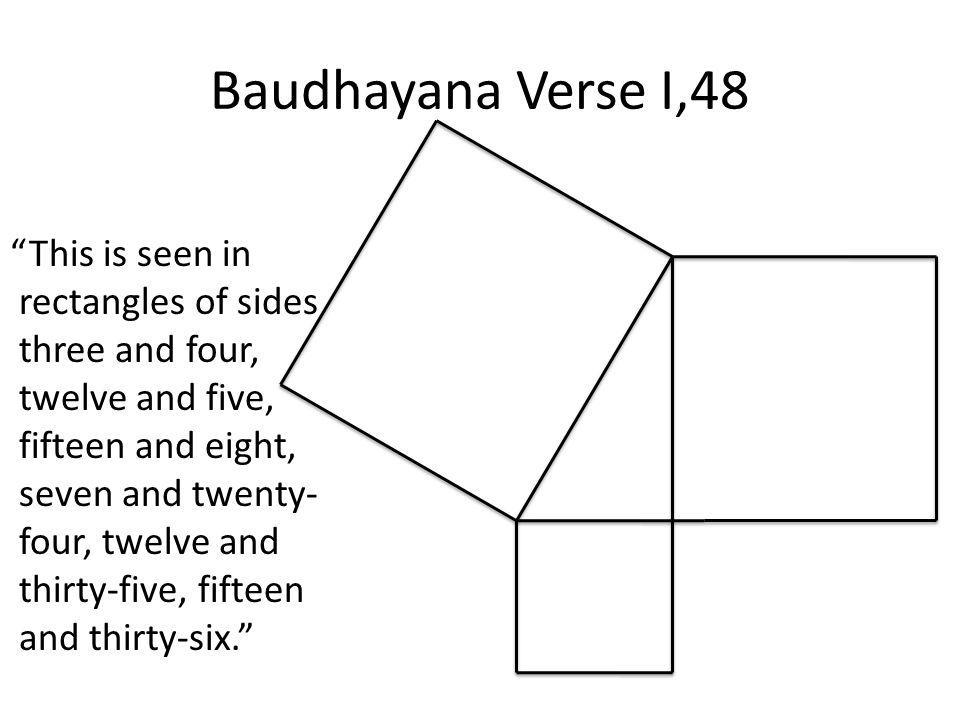 Baudhayana Verse I,48