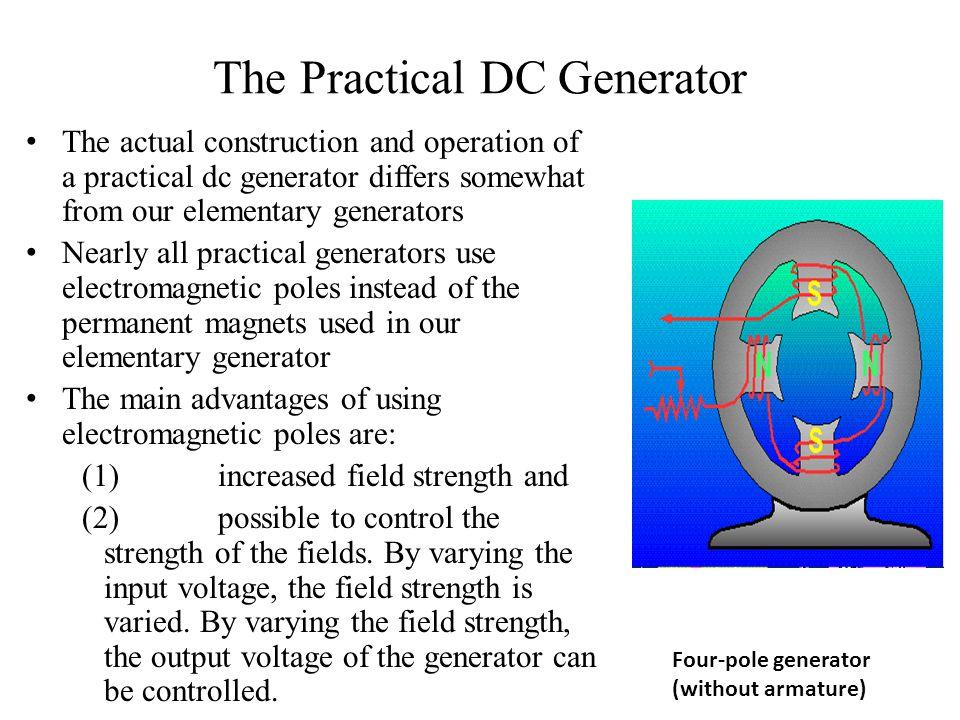 The Practical DC Generator