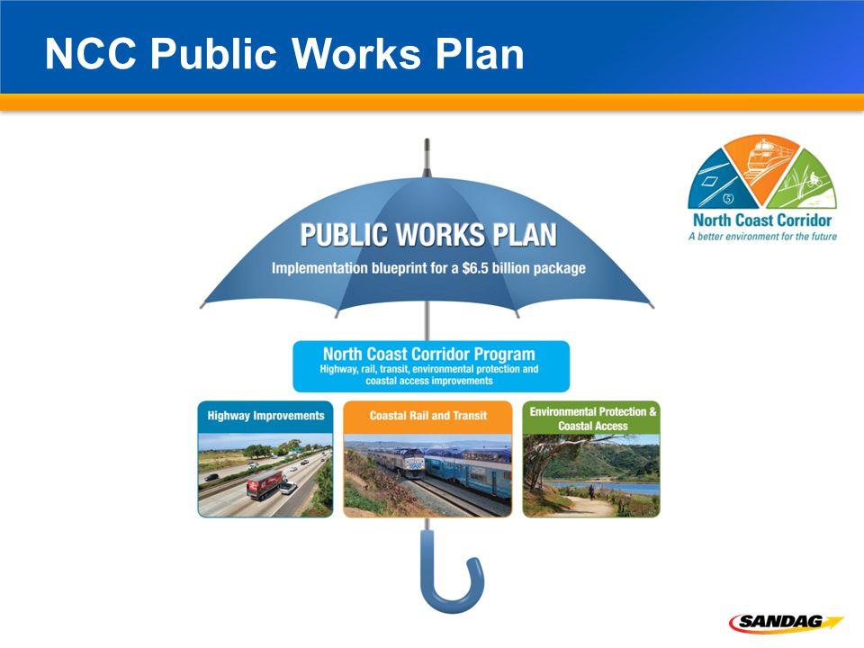 NCC Public Works Plan