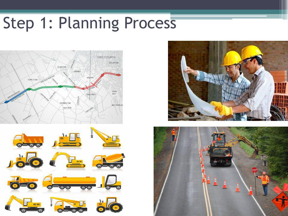 Step 1: Planning Process