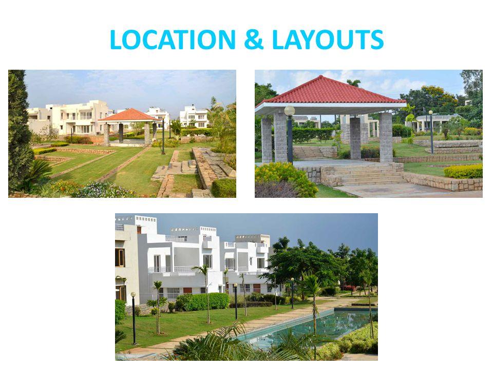 LOCATION & LAYOUTS