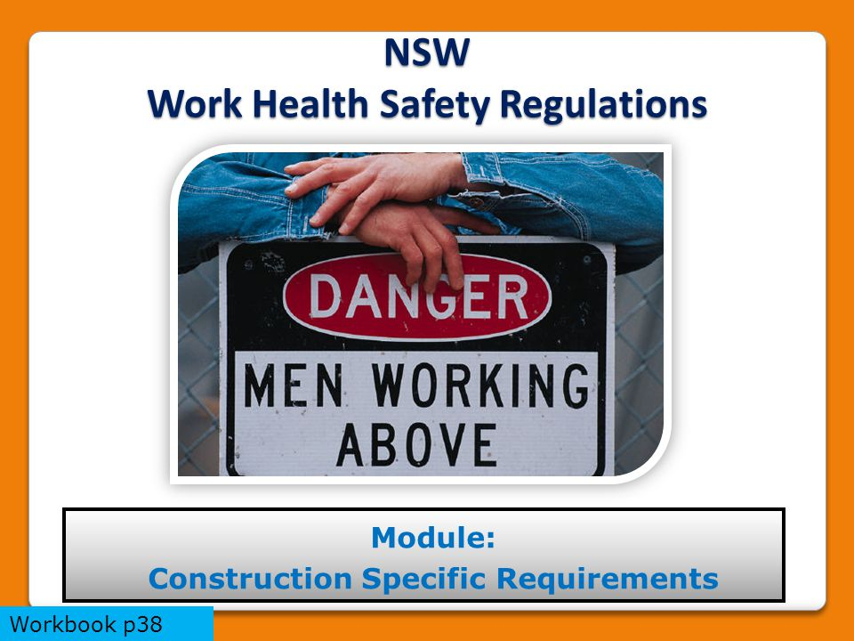 NSW Work Health Safety Regulations
