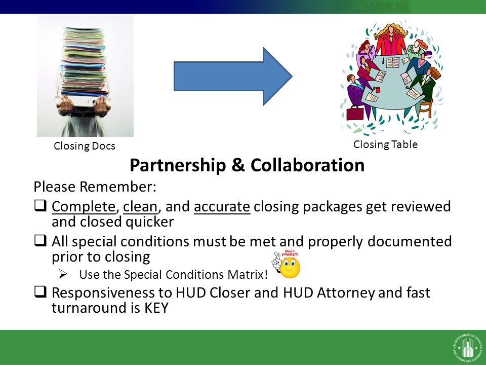 Partnership & Collaboration