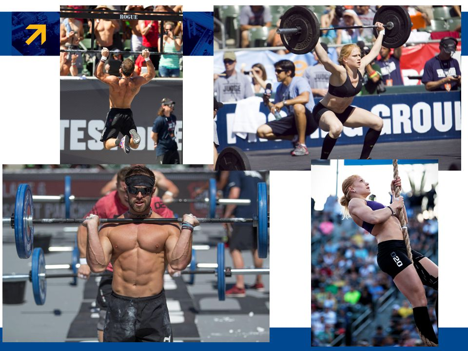 Rich Froning world fittest man