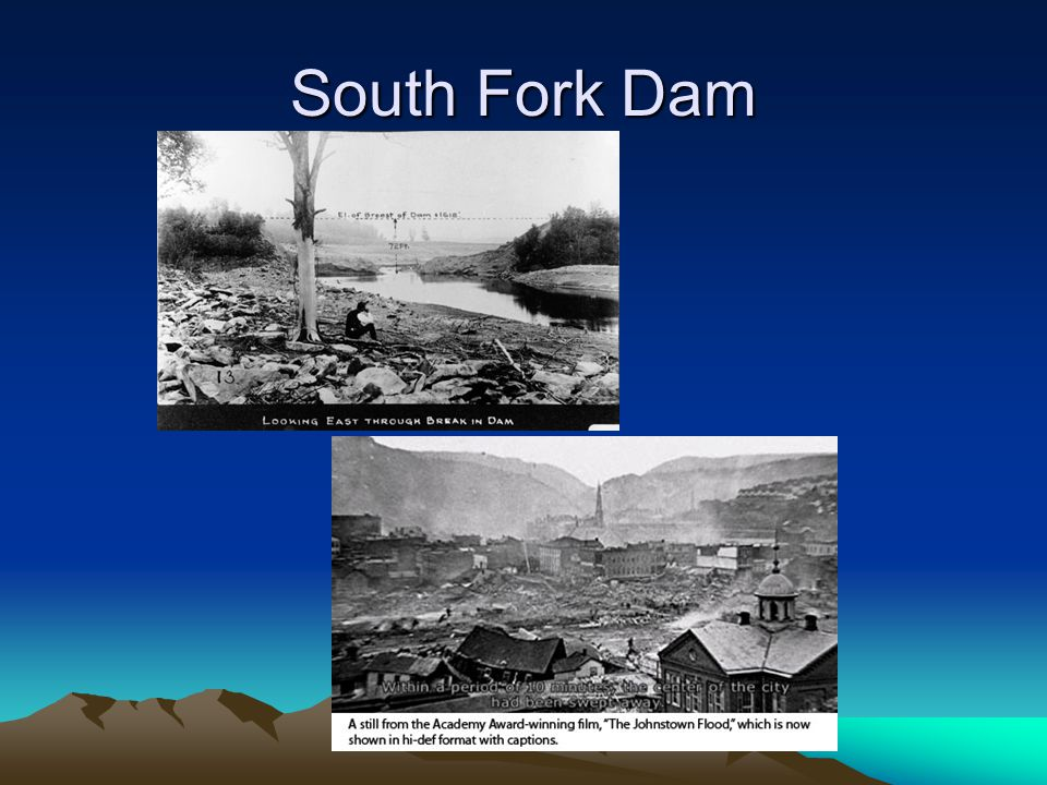South Fork Dam