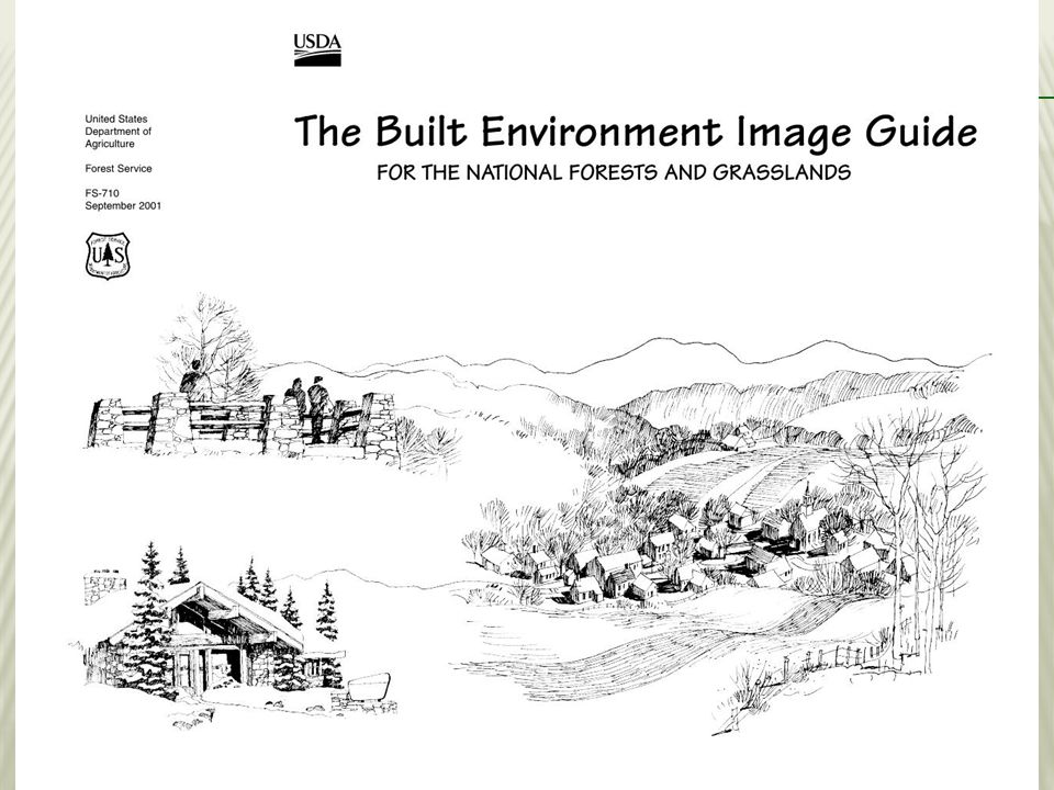 The Built Environment Image Guide
