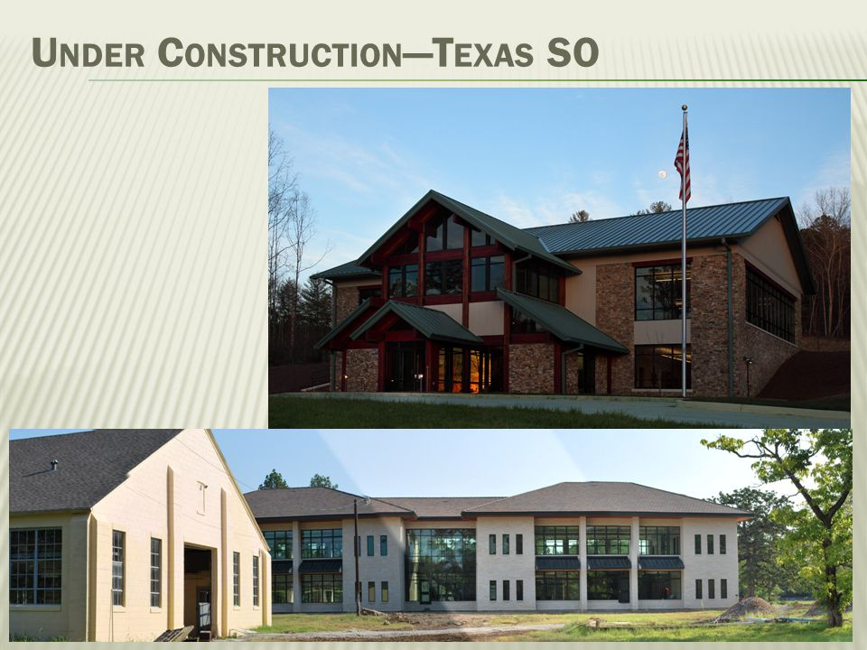 Under Construction—Texas SO