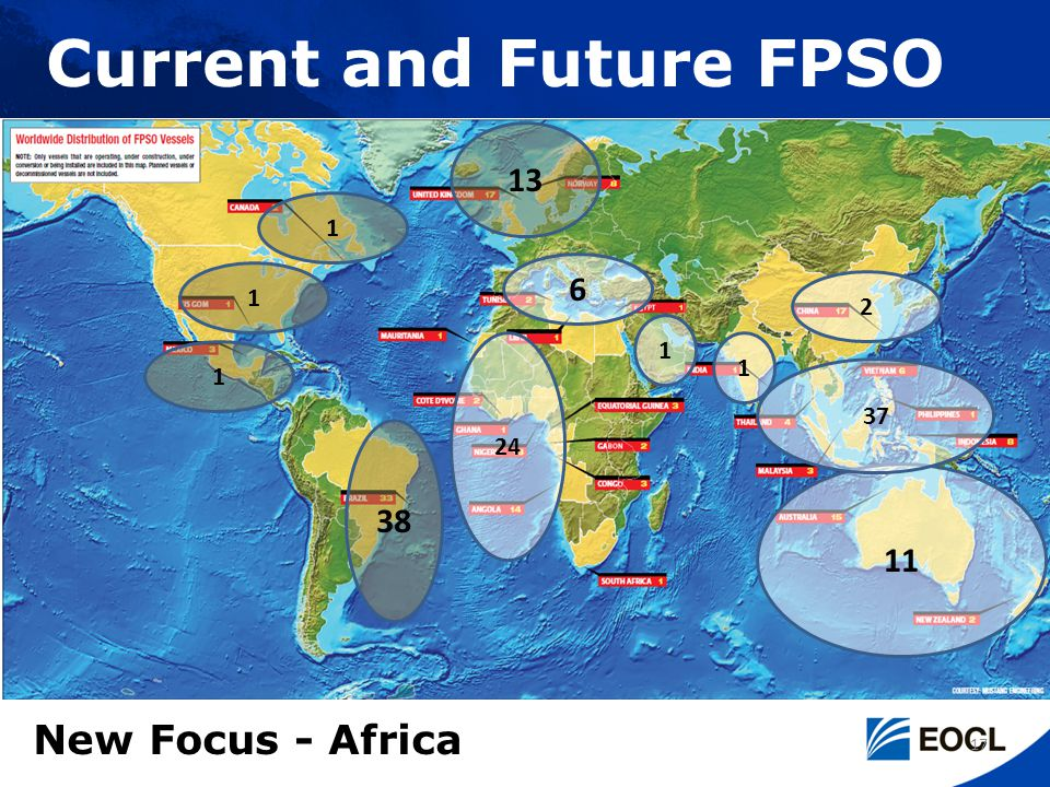 Current and Future FPSO