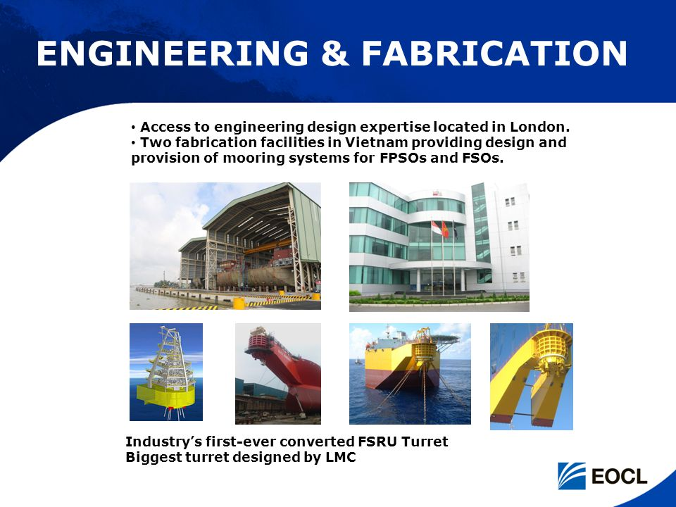 ENGINEERING & FABRICATION
