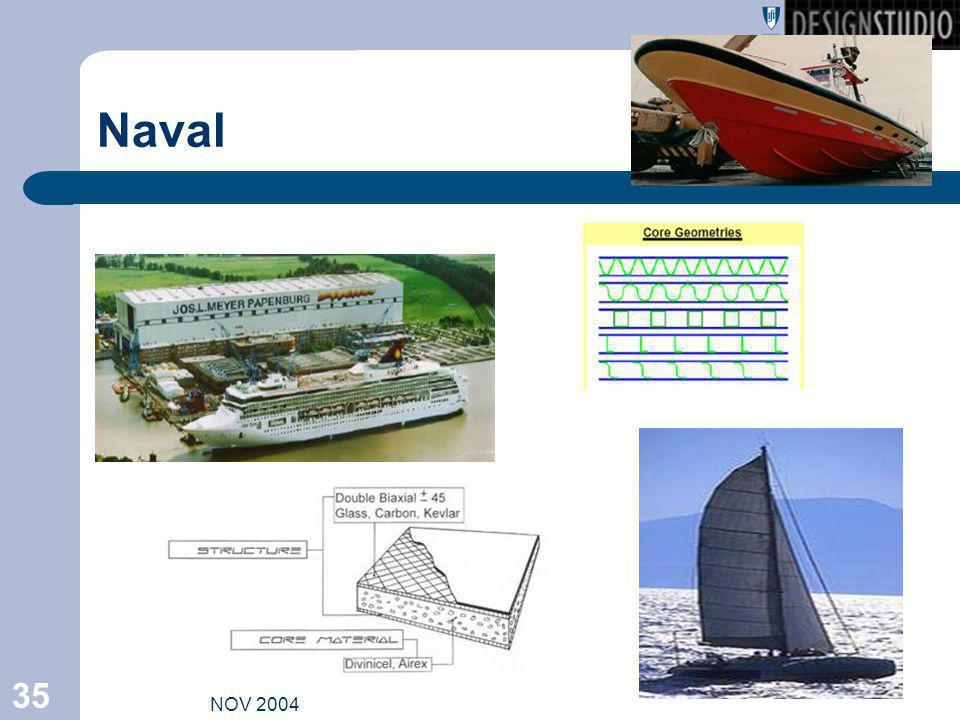 Naval NOV 2004