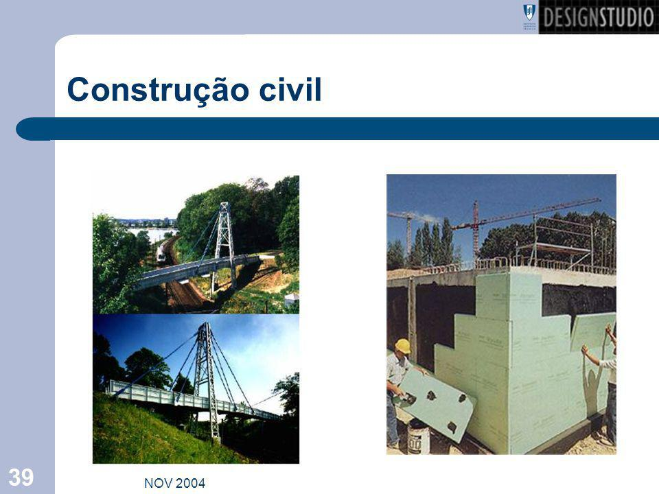 Construção civil NOV 2004