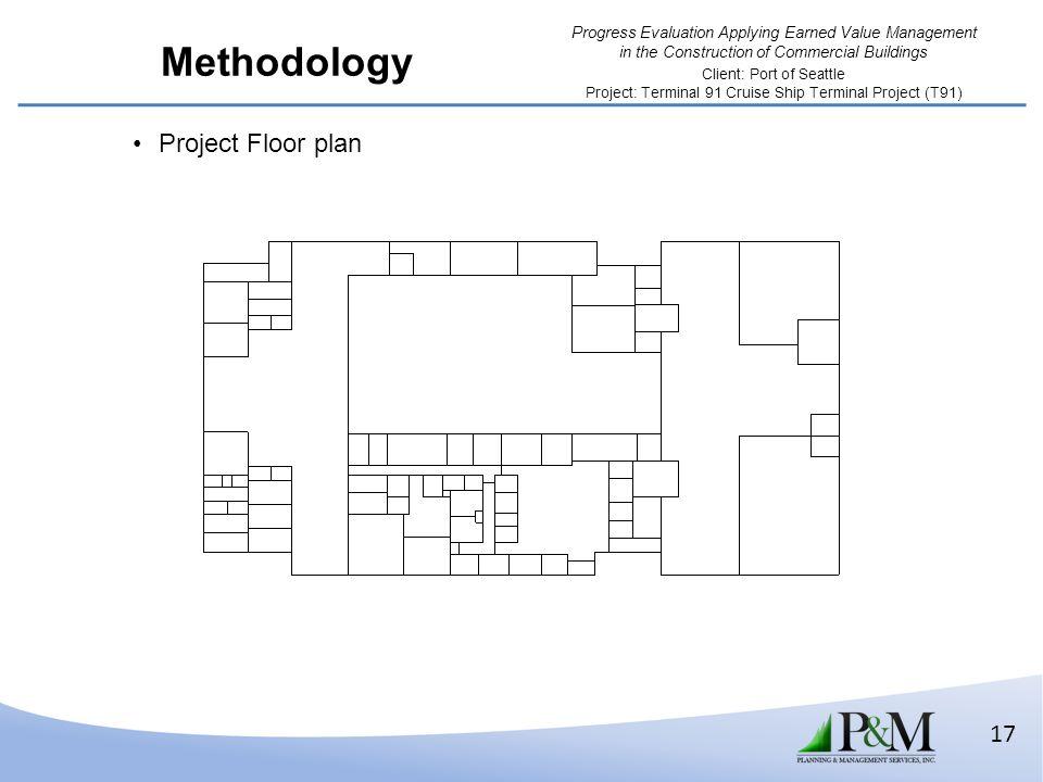 Methodology Project Floor plan