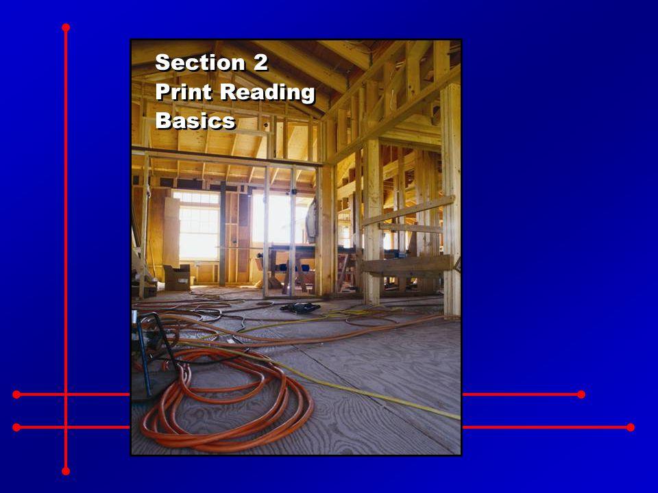 Section 2 Print Reading Basics