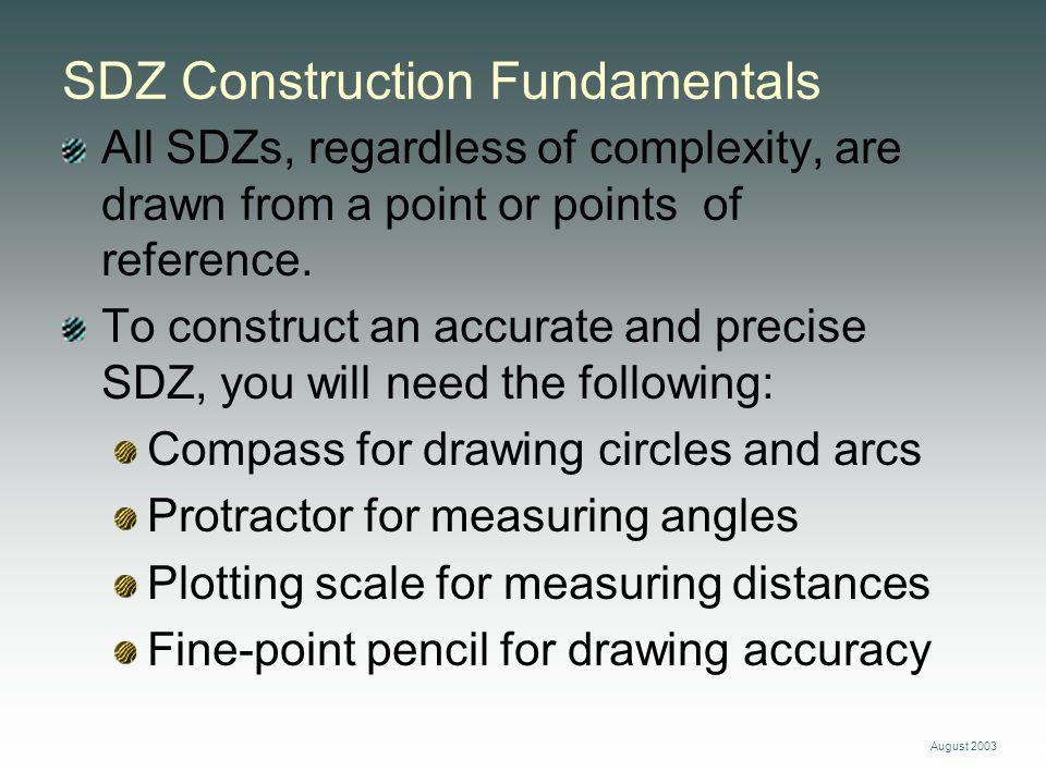 SDZ Construction Fundamentals