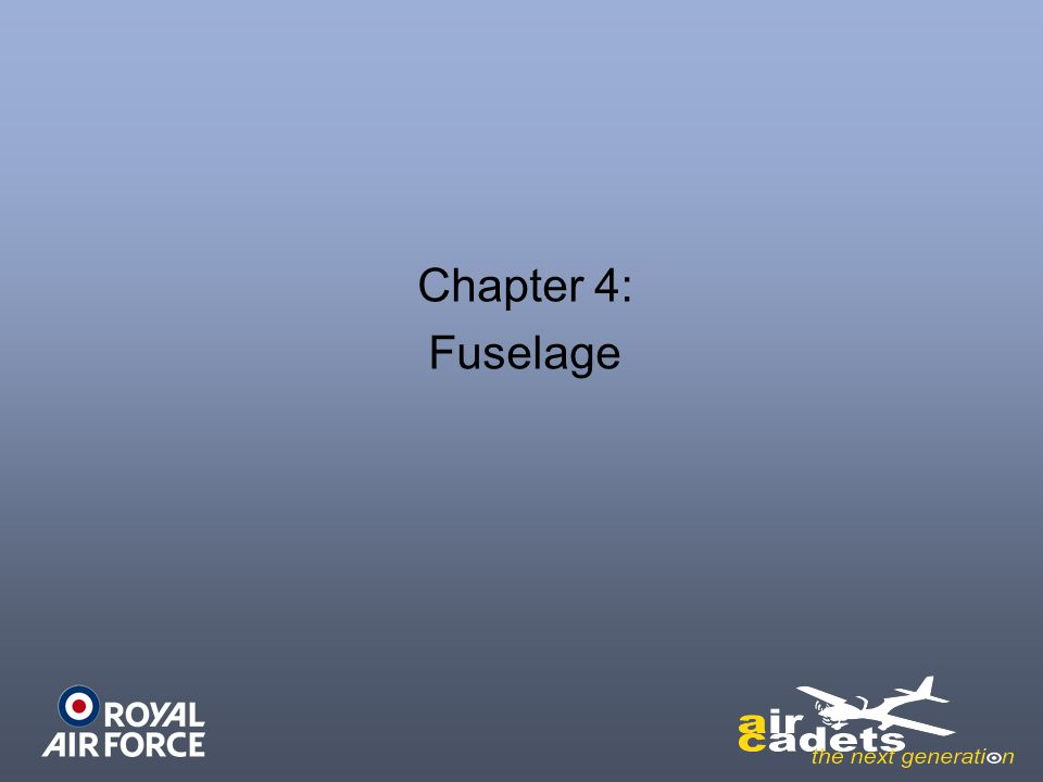 Chapter 4: Fuselage