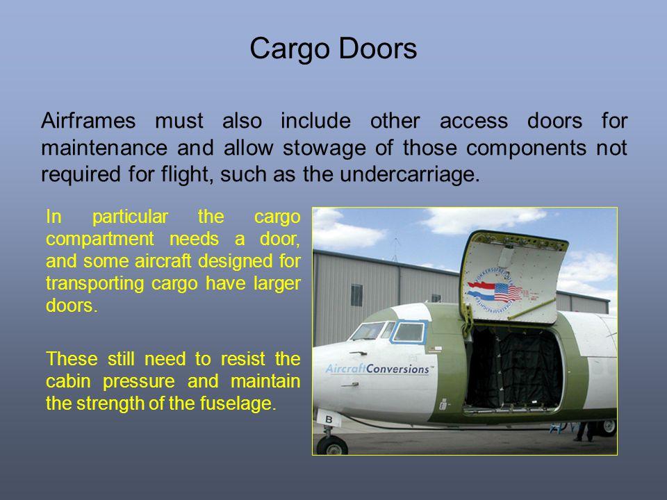 Cargo Doors
