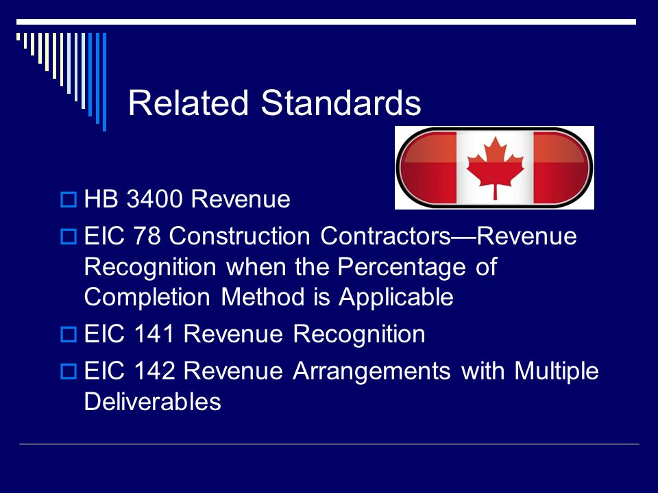 Related Standards HB 3400 Revenue