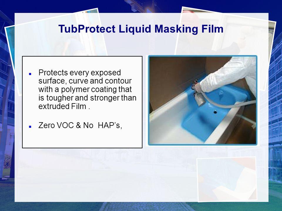 TubProtect Liquid Masking Film