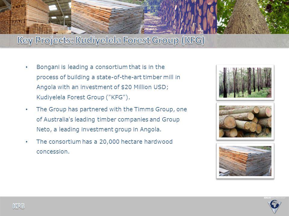 Key Projects: Kudiyelela Forest Group (KFG)
