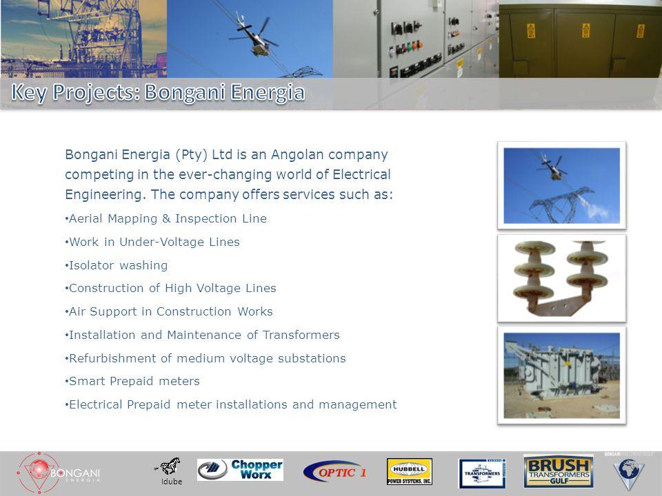 Key Projects: Bongani Energia