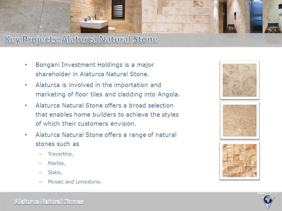 Key Projects: Alaturca Natural Stone